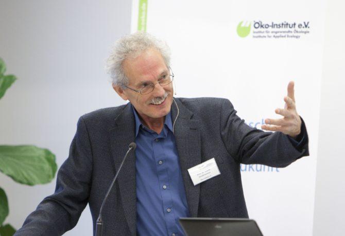 Jetzt stehen die großen Veränderungen an: Zusammenarbeit mit Unternehmen am Öko-Institut